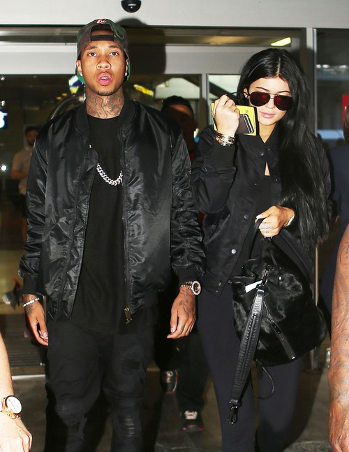 Kylie Jenner Getting Married to Tyga: Kris Jenner Fears Daughter Pregnant Before Wedding?
