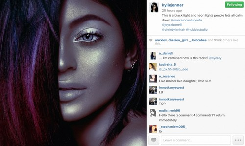 Tyga Disgusted With Kylie Jenner Instagram Blackface Scandal?