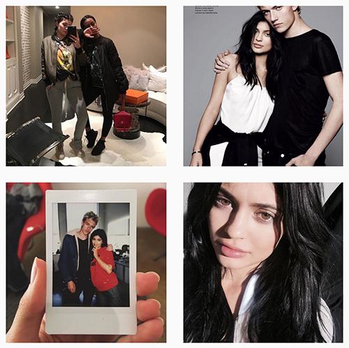 Kylie Jenner Slams Kim Kardashian and Kourtney Kardashian For
