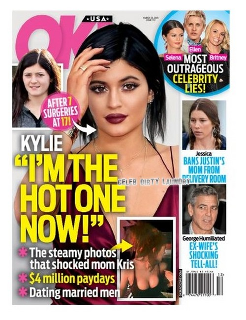 """Kylie Jenner Plastic Surgery: 7 Procedures by 17 Years Old, Bigger Butt, Boobs, and Lips - """"I'm The Hot One Now"""""""