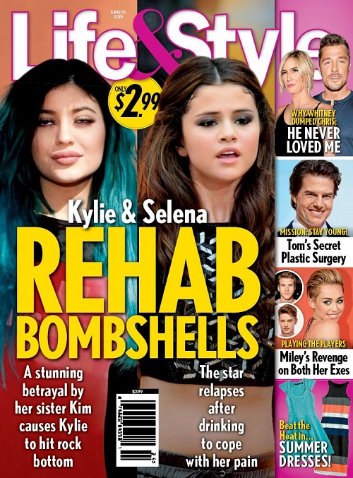 Kylie Jenner Headed To Rehab For Alleged Substance Abuse: Scott Disick Reportedly Worried About Kylie Partying And Using Drugs