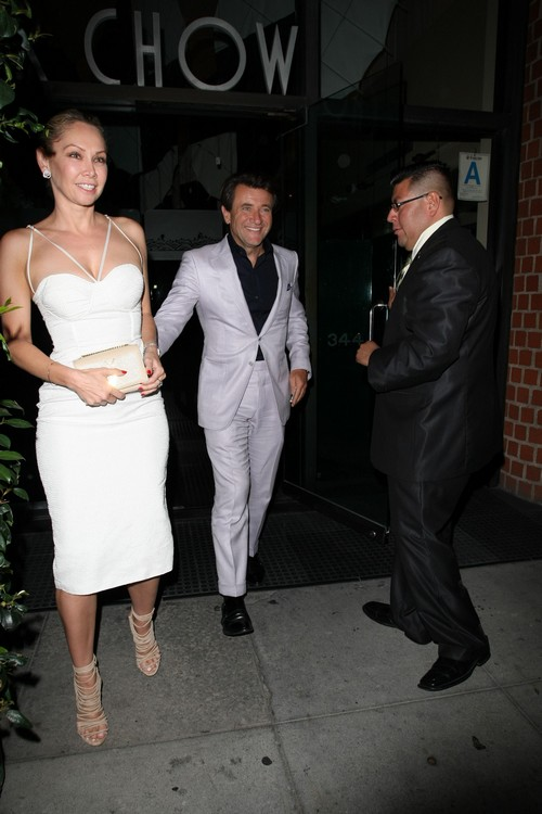 Robert Herjavec Getting Engaged to DWTS Pro Kym Johnson: Gold-Digger or True Love?