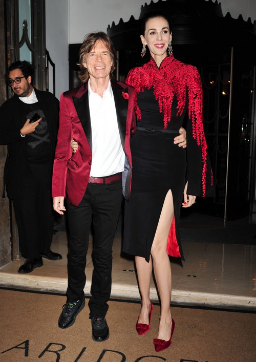 L'Wren Scott Suicide Death by Hanging: Mick Jagger's Girlfriend Found Dead