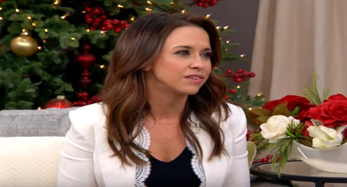 Hallmark Channel News: AMC Alums Lacey Chabert & Sam Page Star In 'Christmas In Rome'