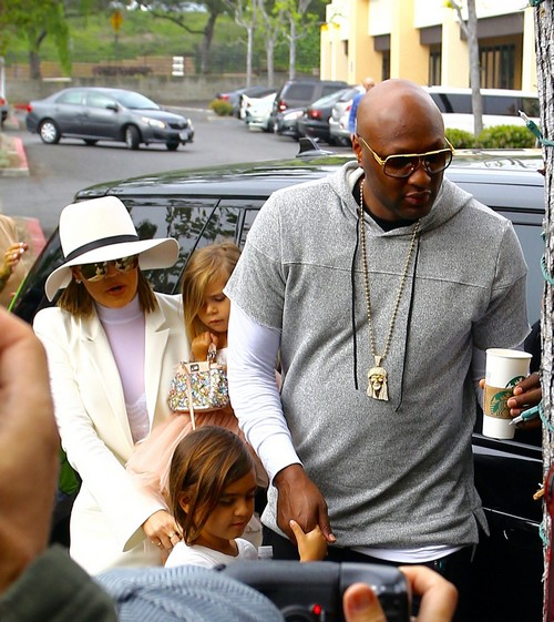 Lamar Odom Files For Divorce: Serves Up An Unlikely Response To Khloe Kardashian