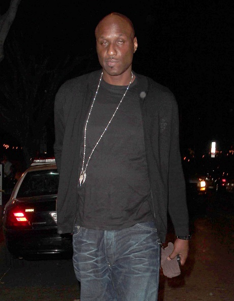 Lamar Odom Dating Hot Young Blonde: Wants Khloe Kardashian Divorce Soon!