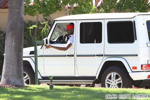 Lamar Odom Gets Into Car Accident - Crashed While Struggling With Addiction