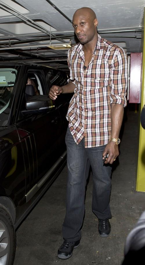 Lamar Odom Found Unconscious In Hotel Room - Addiction Getting Worse