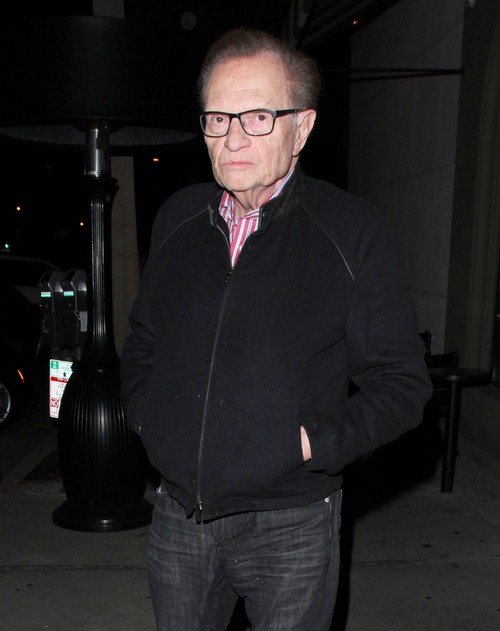 Piers Morgan Calls Larry King 'Poisonous Twerp' - Jealous and Bitter Over King's Superior Career?