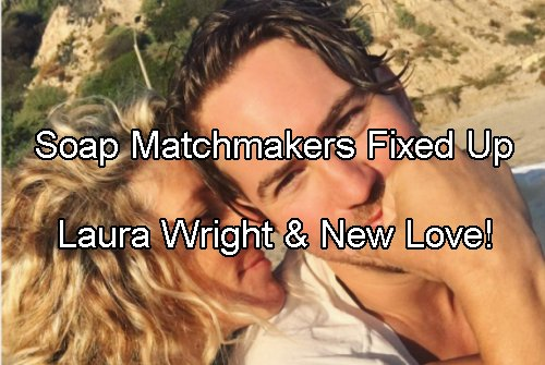 General Hospital Spoilers: Learn Who Introduced Laura Wright to Her New Boyfriend, Wes Ramsey