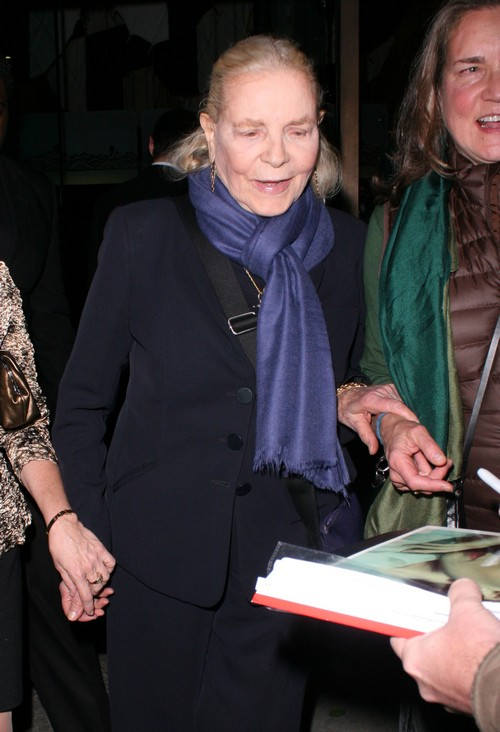 Lauren Bacall Dead: Hollywood Legend Dies at 89 from Massive Stroke