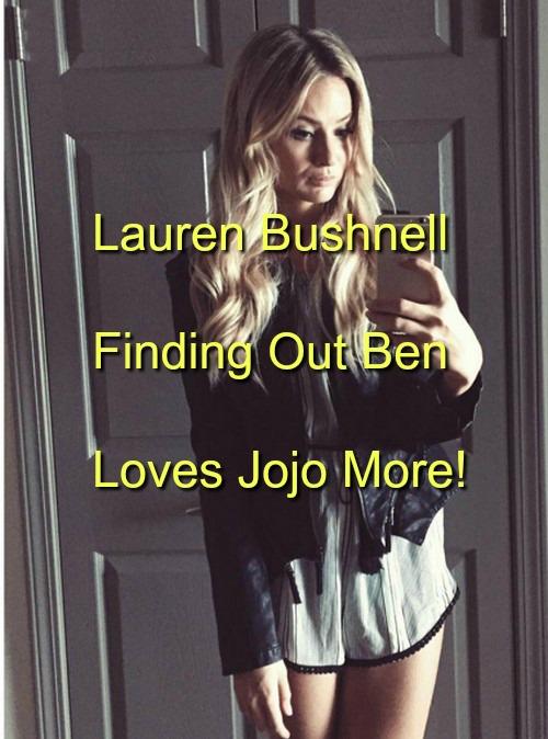 Lauren Bushnell Split With Ben Higgins Over Jojo Fletcher - The Bachelor 2016 Engagement and Wedding Off?