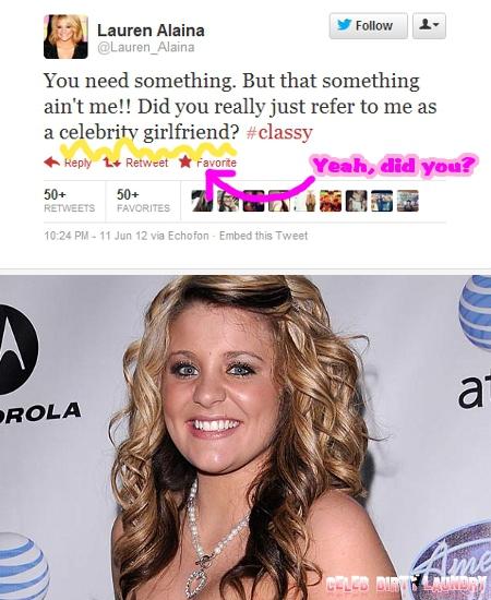 American Idol's Lauren Alaina Unleashes Nuclear Twitter War Against Ex-Boyfriend