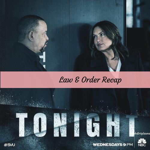 "Law & Order SVU Recap 4/5/17: Season 18 Episode 15 ""Know It All"""