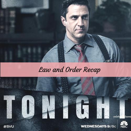 "Law & Order SVU Recap 3/29/17: Season 18 Episode 14 ""Net Worth"""
