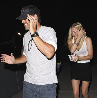 LeAnn Rimes & Eddie Cibrian Are Engaged