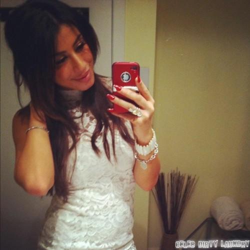Meet Leyla Ghobadi, The Girl Who Broke Up Kim Kardashian And Kanye West (Photos)