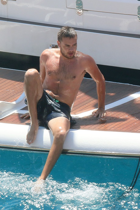 Liam Payne Nude Pictures Leak Featuring Secret Gay Life: One Direction Member Claims They're TOTALLY Fake!