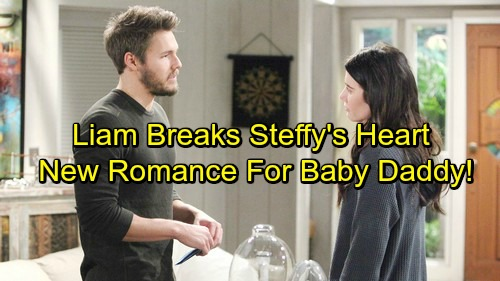 The Bold and the Beautiful Spoilers: Liam Rejects Steffy's Pleas To Save Marriage - Liam Moves On To New Romance