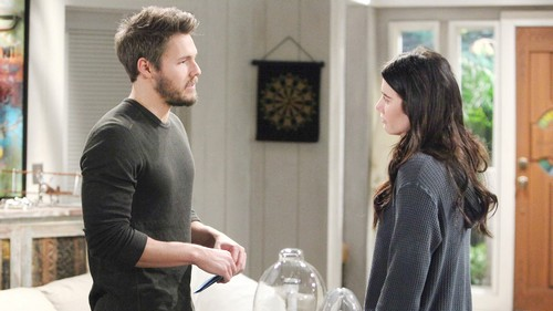 The Bold and the Beautiful Spoilers: Ridge Learns About Steffy and Bill – Wild Scene Unfolds