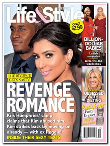 The Divorce Gets Nasty: Kim Kardashian Revenge With Reggie Bush