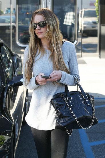 Lindsay Releases Spring Handbag Line From Rehab