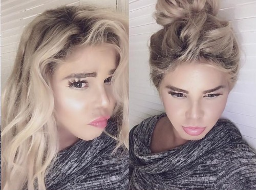 Lil Kim Bleached Skin Controversy: Rapper Shares Photos With Bleached Blond Hair, Much Lighter Skin