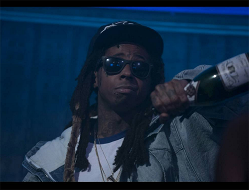 Lil Wayne Seizures Force Emergency Plane Landing - Partying Catches Up?