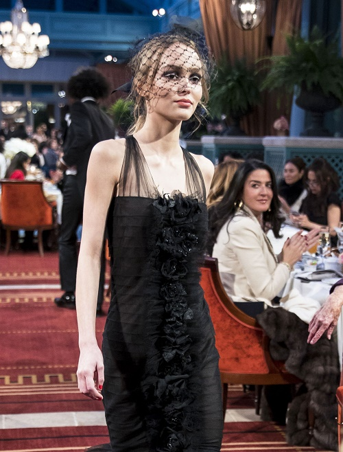 Lily-Rose Depp Favored by Karl Lagerfeld: Kendall Jenner and Gigi Hadid Shunned By Chanel