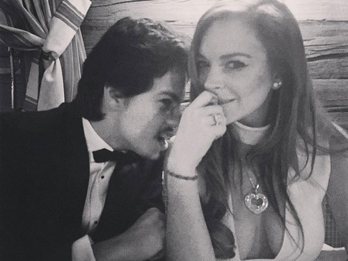 Lindsay Lohan Engaged To Marry Russian Billionaire Egor Tarabasov