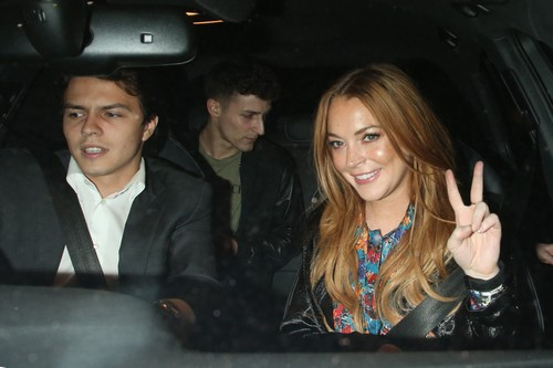 Lindsay Lohan Turned Down Harry Styles Hotel Seduction: Lilo Refused One Directioner's Booty Call