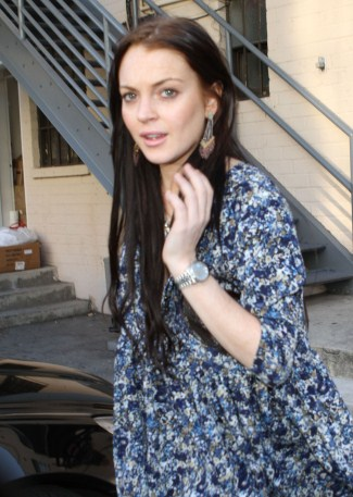 Celebrity Justice: No Jail Time For Lindsay Back To Rehab