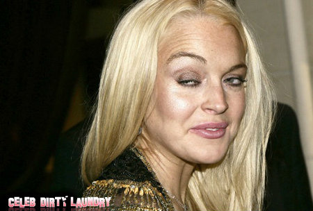 Breaking News: Lindsay Lohan Rushed To Emergency Room After Destroying Her Porsche (Photos)