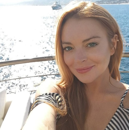 Lindsay Lohan Launches Lifestyle Website