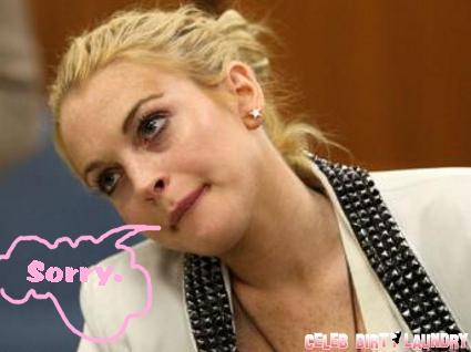 Lindsay Lohan Still Hollywood's Baddest Girl -- Rolling In Debt!