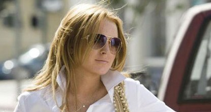 Betty Ford Hustles Lindsay Lohan To Secret Location After Clash!