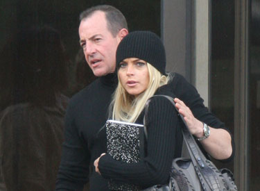Michael Lohan Lies He Blabs To The Media About Again About Lindsay!