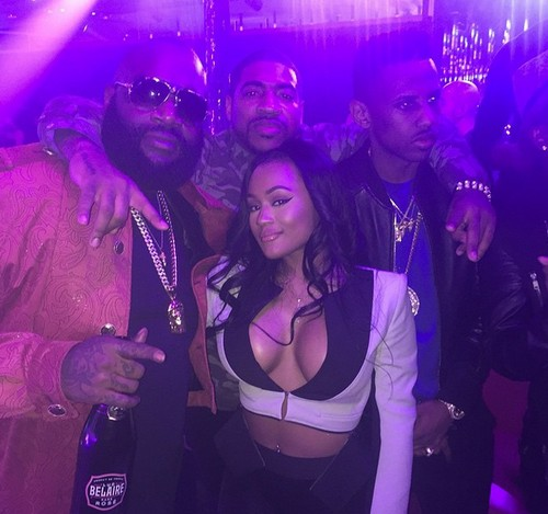 Rick Ross and Lira Galore Dating, Back Together: Girlfriend Breakup A Publicity Stunt?