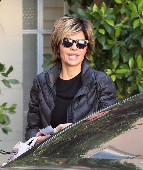 Lisa Rinna Eating Disorder Exposed During RHOBH Fight With Kim Richards Broken Up by Brandi Glanville?