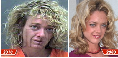 Lisa Robin Kelly Busted For DUI
