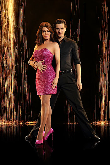 Lisa Vanderpump Eliminated From Dancing With The Stars 2013 Season 16