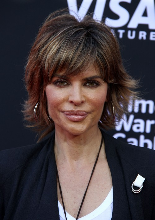 With you What does lisa rinna eat consider