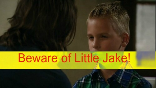 General Hospital (GH) Spoilers: Is Little Jake Spencer the New Big Bad in Port Charles - Brainwashed by Helena Cassadine?