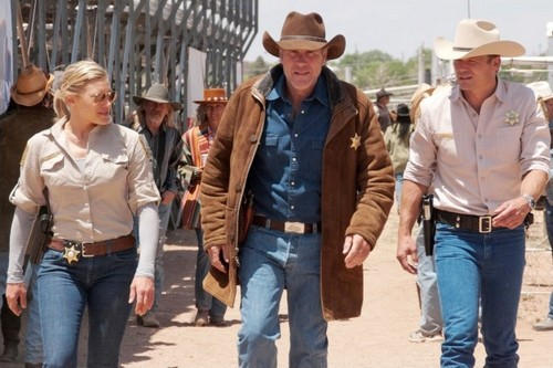 Netflix Saves Longmire: Orders 10 Episodes For Season 4 - Picks Up Cancelled A&E TV Series!