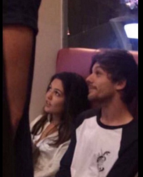 One Direction's Louis Tomlinson Cheating On Pregnant Briana Jungwirth With 'Originals' Actress Danielle Campbell