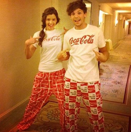 Louis Tomlinson Proposes To Girlfriend Eleanor Calder