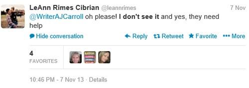 LeAnn Rimes Reveals Herself As A Twitter Stalker: She Blocks Them Then Stalks Them!