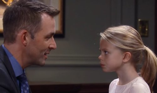 'General Hospital' Spoilers: Lulu Goes to War With Valentin Over Charlotte - Demands Her Child