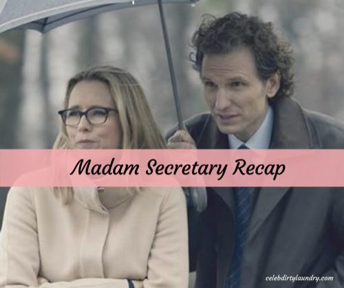 "Madam Secretary Recap 3/5/17: Season 3 Episode 14 ""Labor of Love"""