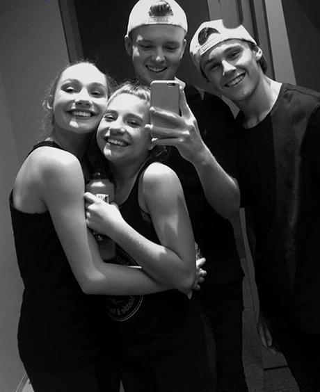 Maddie Ziegler 'Dance Moms' Star Debuts Boyfriend Jack Kelly On Social Media: Fans Outraged Teen's Dating?